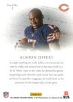 Gladiators Jeffery Back