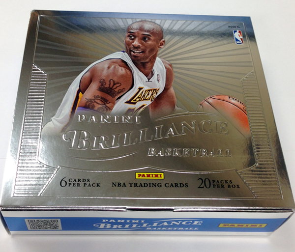 Panini America 2012-13 Brilliance Basketball Preview (1)