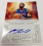 Panini America 2012-13 Brilliance Basketball QC (79)