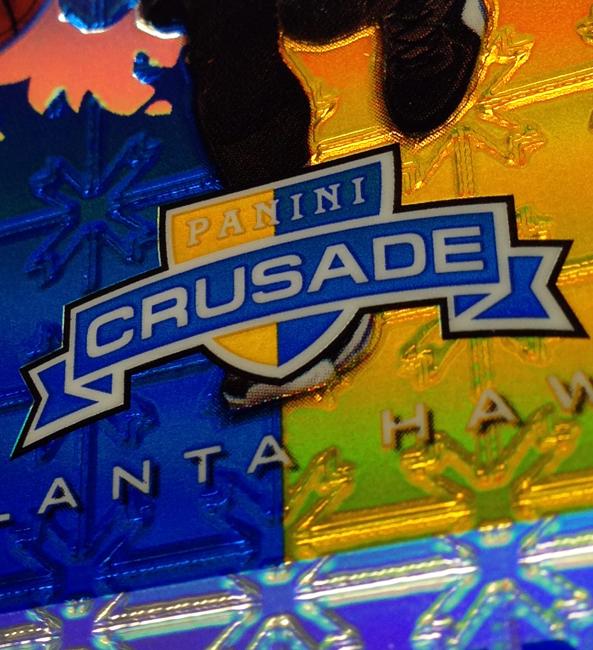 Panini America 2012-13 Crusade Basketball Uncut (42)