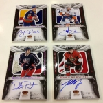 Panini America 2012-13 Rookie Anthology Hockey Live QC 24