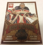Panini America 2012-13 Rookie Anthology Hockey Live QC 3