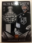 Panini America 2012-13 Rookie Anthology Hockey Live QC 41