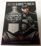 Panini America 2012-13 Rookie Anthology Hockey Live QC 5