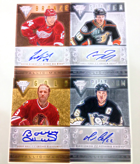 Panini America 2012-13 Rookie Anthology Hockey Weekend QC Main