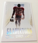 Panini America 2012 National Treasures Football Gladiators (12)