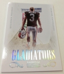Panini America 2012 National Treasures Football Gladiators (7)