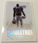 Panini America 2012 National Treasures Football Gladiators (8)