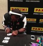 Panini America 2013 NFLPA Rookie Premiere Friday (113)