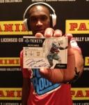 Panini America 2013 NFLPA Rookie Premiere Friday (132)