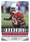 Panini America 2013 Score Football Future Franchise 1