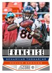 Panini America 2013 Score Football Future Franchise 10