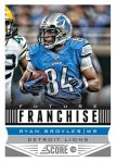 Panini America 2013 Score Football Future Franchise 11