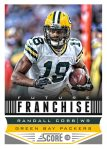 Panini America 2013 Score Football Future Franchise 12