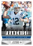 Panini America 2013 Score Football Future Franchise 14