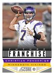 Panini America 2013 Score Football Future Franchise 18