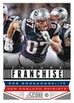 Panini America 2013 Score Football Future Franchise 19