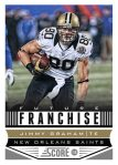 Panini America 2013 Score Football Future Franchise 20
