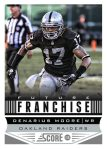 Panini America 2013 Score Football Future Franchise 23
