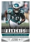 Panini America 2013 Score Football Future Franchise 24