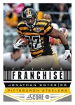 Panini America 2013 Score Football Future Franchise 25