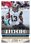 Panini America 2013 Score Football Future Franchise 26