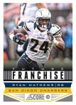 Panini America 2013 Score Football Future Franchise 27