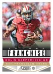 Panini America 2013 Score Football Future Franchise 28