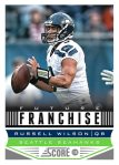 Panini America 2013 Score Football Future Franchise 29