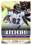 Panini America 2013 Score Football Future Franchise 3
