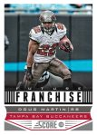 Panini America 2013 Score Football Future Franchise 30