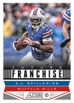 Panini America 2013 Score Football Future Franchise 4