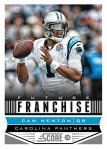 Panini America 2013 Score Football Future Franchise 5