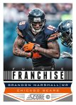 Panini America 2013 Score Football Future Franchise 6