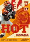 Panini America 2013 Score Football Hot Rookies 13