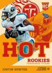 Panini America 2013 Score Football Hot Rookies 14