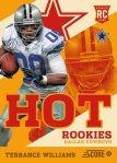 Panini America 2013 Score Football Hot Rookies 15