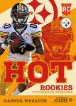 Panini America 2013 Score Football Hot Rookies 16