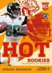 Panini America 2013 Score Football Hot Rookies 18