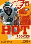 Panini America 2013 Score Football Hot Rookies 22