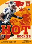 Panini America 2013 Score Football Hot Rookies 23