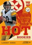 Panini America 2013 Score Football Hot Rookies 25
