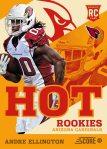 Panini America 2013 Score Football Hot Rookies 27