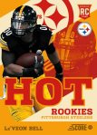 Panini America 2013 Score Football Hot Rookies 28