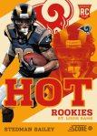 Panini America 2013 Score Football Hot Rookies 30