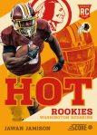 Panini America 2013 Score Football Hot Rookies 31