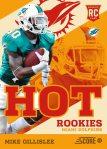 Panini America 2013 Score Football Hot Rookies 32
