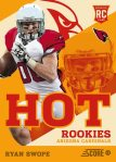 Panini America 2013 Score Football Hot Rookies 35