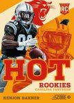Panini America 2013 Score Football Hot Rookies 38