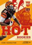 Panini America 2013 Score Football Hot Rookies 40